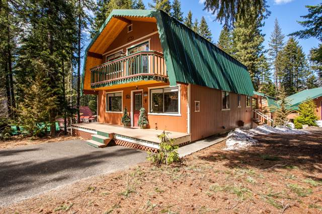 22583 Alpine Hills Rd, Leavenworth, WA 98826 (MLS #720476) :: Nick McLean Real Estate Group