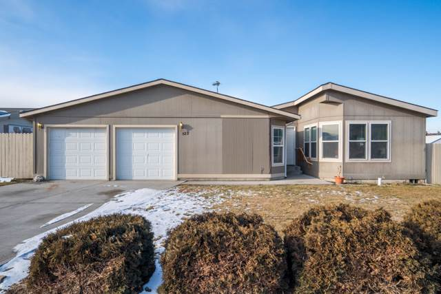 522 Newport Plz, East Wenatchee, WA 98802 (MLS #720490) :: Nick McLean Real Estate Group