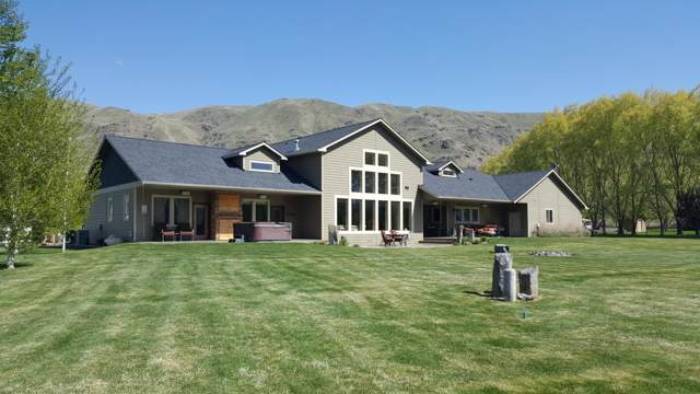 5005 NW Cascade Ave, East Wenatchee, WA 98802 (MLS #720494) :: Nick McLean Real Estate Group