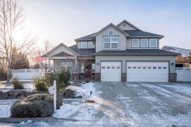 1403 Dogwood Ln, Wenatchee, WA 98801 (MLS #720500) :: Nick McLean Real Estate Group