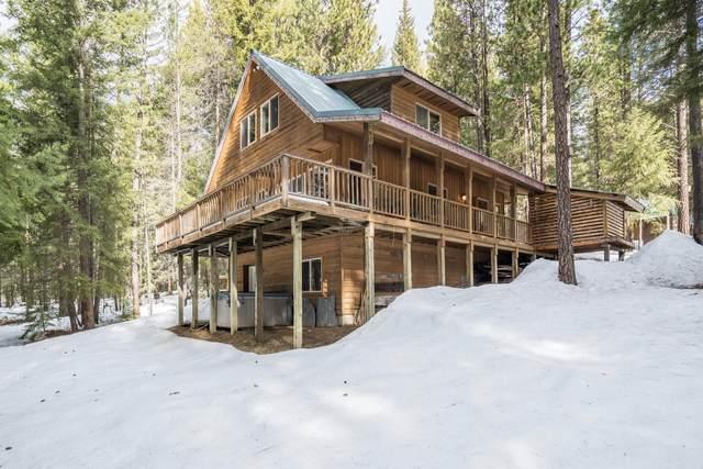 2417 Salal Dr, Leavenworth, WA 98826 (MLS #720655) :: Nick McLean Real Estate Group
