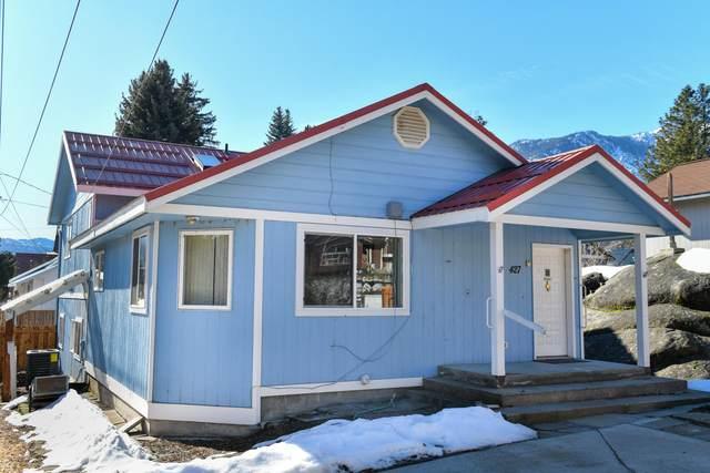427 Birch St, Leavenworth, WA 98826 (MLS #720663) :: Nick McLean Real Estate Group