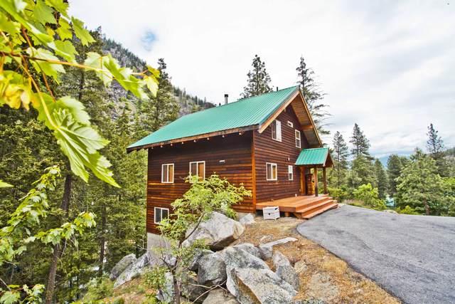 7031 Icicle Rd, Leavenworth, WA 98826 (MLS #720712) :: Nick McLean Real Estate Group
