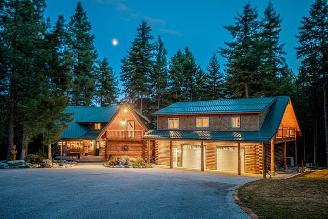 122 Morning Star Ln, Leavenworth, WA 98826 (MLS #720731) :: Nick McLean Real Estate Group