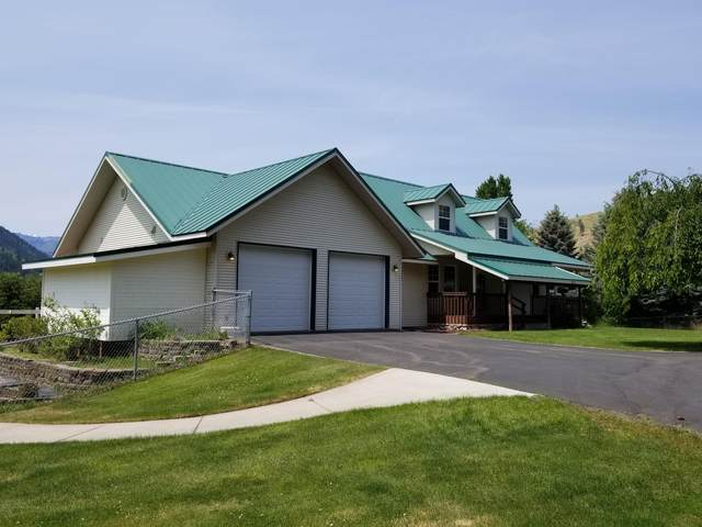 6210 Hay Canyon Rd, Cashmere, WA 98815 (MLS #720851) :: Nick McLean Real Estate Group