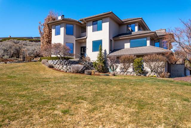 224 Stoney Brook Ln, Wenatchee, WA 98801 (MLS #720874) :: Nick McLean Real Estate Group