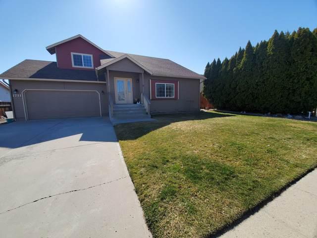 1711 9th St, Wenatchee, WA 98801 (MLS #720894) :: Nick McLean Real Estate Group