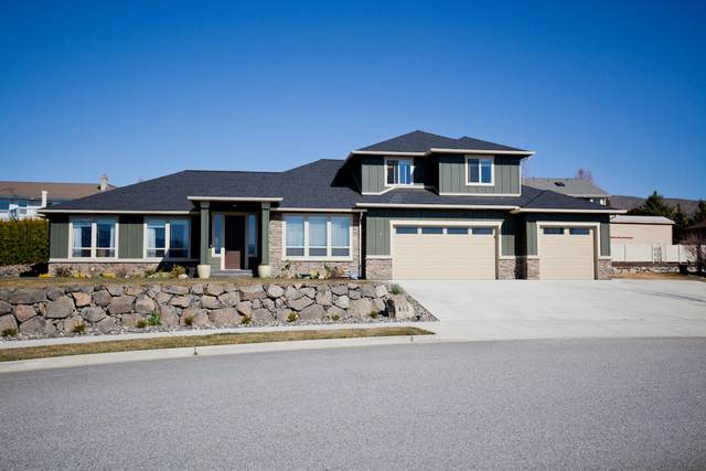450 Laurie Dr, Wenatchee, WA 98801 (MLS #720927) :: Nick McLean Real Estate Group