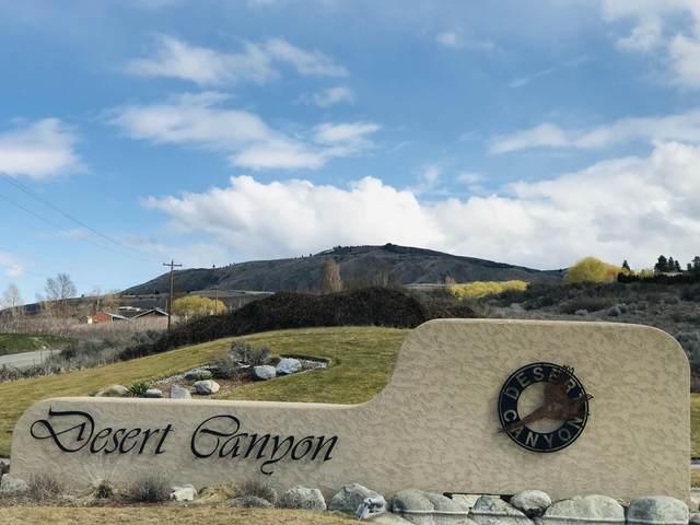 404 Desert Canyon Blvd, Orondo, WA 98843 (MLS #720929) :: Nick McLean Real Estate Group