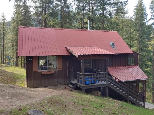 10570 Merry Canyon Rd, Leavenworth, WA 98826 (MLS #720948) :: Nick McLean Real Estate Group