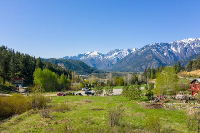 10690 Fox Rd, Leavenworth, WA 98826 (MLS #720955) :: Nick McLean Real Estate Group