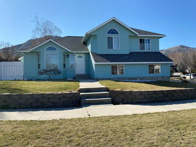 24 Brandi Ln, Wenatchee, WA 98801 (MLS #720960) :: Nick McLean Real Estate Group