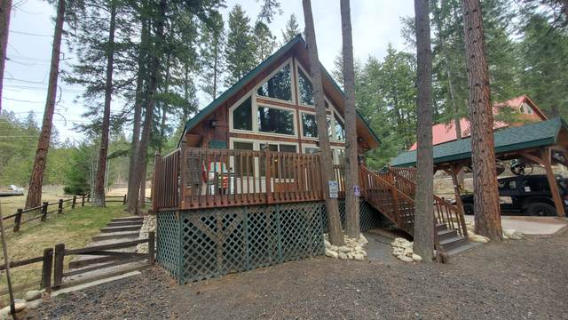 22109 Appaloosa Ln, Leavenworth, WA 98826 (MLS #720961) :: Nick McLean Real Estate Group