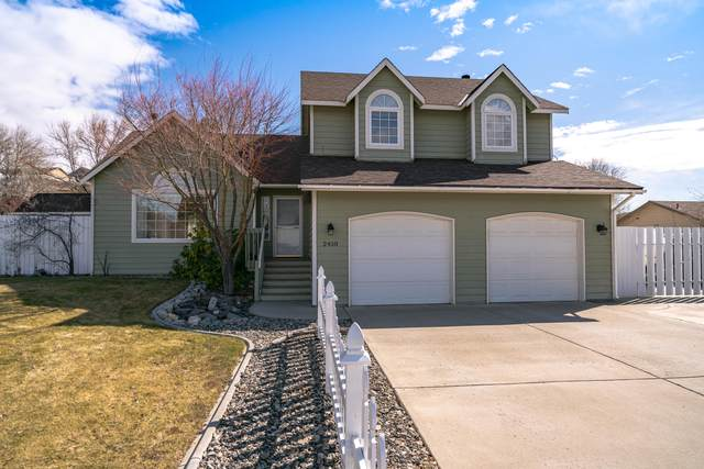 2410 Highland View Dr, East Wenatchee, WA 98802 (MLS #720966) :: Nick McLean Real Estate Group
