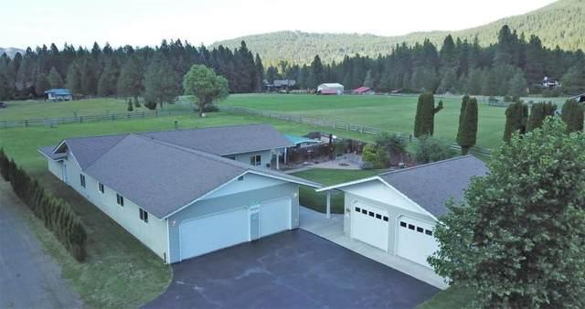 12630 Prowell St, Leavenworth, WA 98826 (MLS #720975) :: Nick McLean Real Estate Group