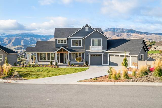 107 Lone Ram Ln, Wenatchee, WA 98801 (MLS #721038) :: Nick McLean Real Estate Group