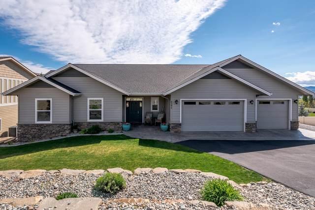 3595 Dianna Way, Wenatchee, WA 98801 (MLS #721100) :: Nick McLean Real Estate Group