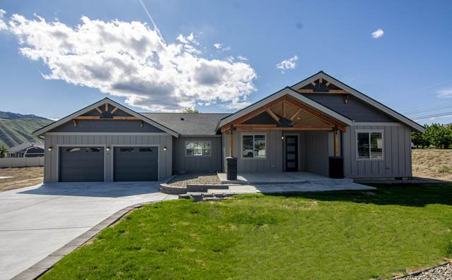 20 Starlight Ave Lot 15, Wenatchee, WA 98801 (MLS #721193) :: Nick McLean Real Estate Group