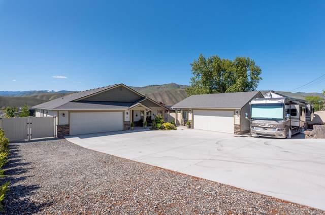 919 Easy St, Wenatchee, WA 98801 (MLS #721249) :: Nick McLean Real Estate Group