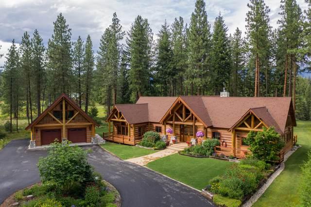 12346 Bretz Rd, Leavenworth, WA 98826 (MLS #721369) :: Nick McLean Real Estate Group