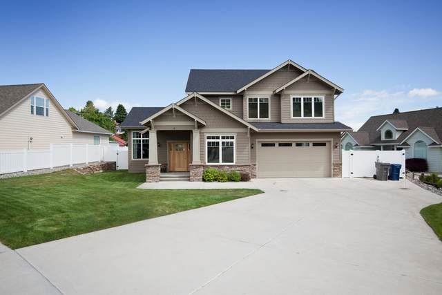 437 Lars Ln, Wenatchee, WA 98801 (MLS #721377) :: Nick McLean Real Estate Group