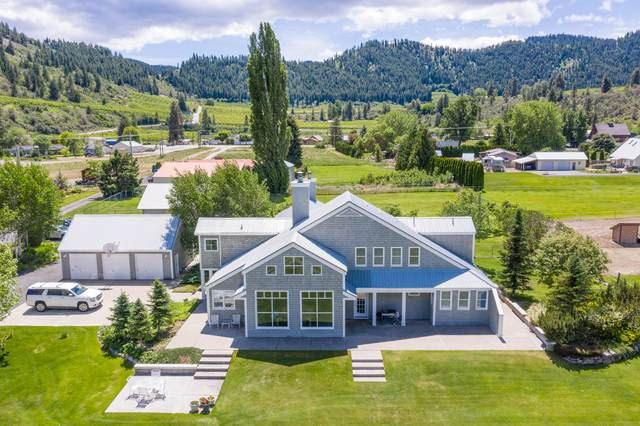 7690 Stine Hill Rd, Cashmere, WA 98815 (MLS #721383) :: Nick McLean Real Estate Group