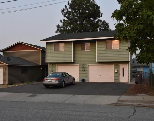 845 Walker Ave, Wenatchee, WA 98801 (MLS #721390) :: Nick McLean Real Estate Group