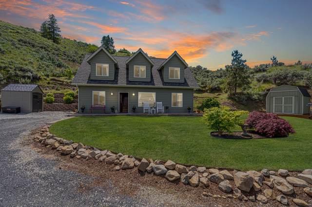 1209 Wenatchee Heights Rd, Wenatchee, WA 98801 (MLS #721394) :: Nick McLean Real Estate Group