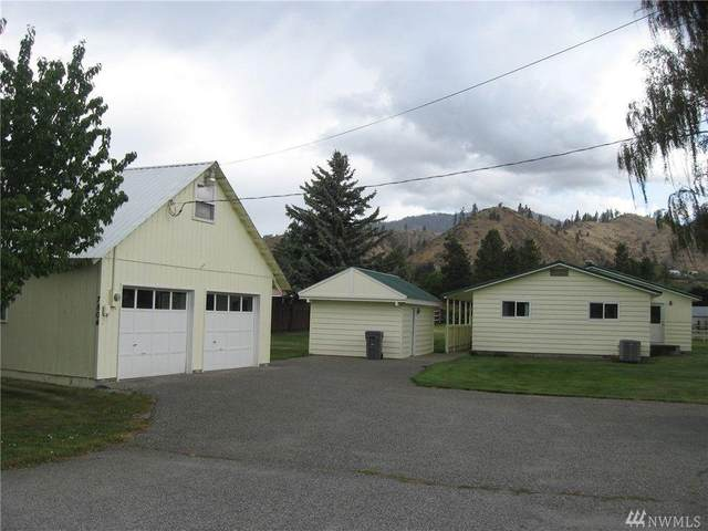 7804 Stine Hill Rd, Cashmere, WA 98815 (MLS #721398) :: Nick McLean Real Estate Group