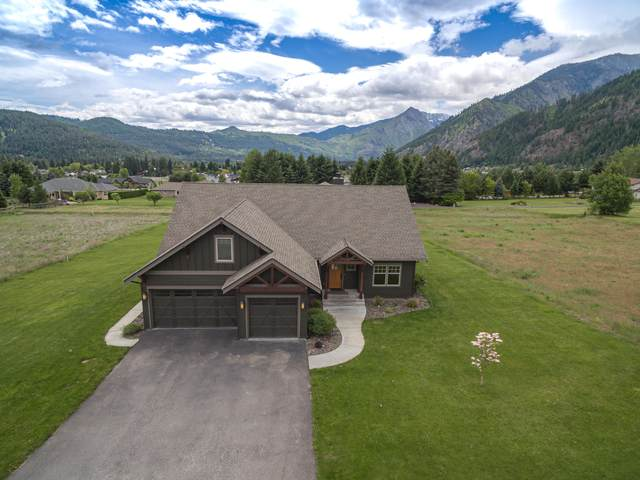 12365 W Emig Dr, Leavenworth, WA 98826 (MLS #721399) :: Nick McLean Real Estate Group