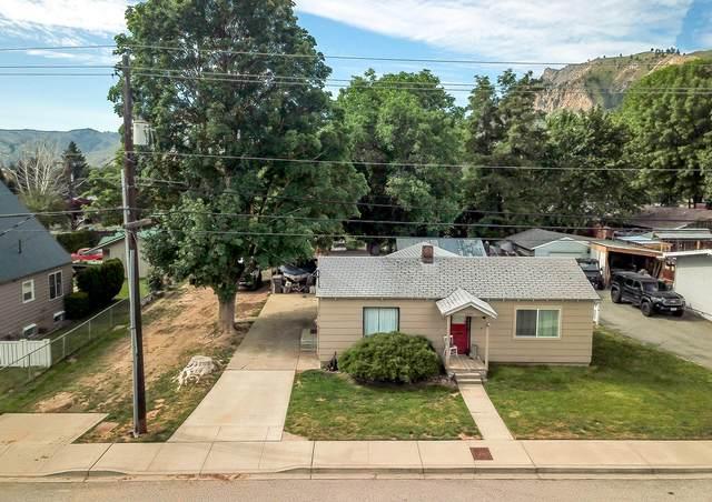 1209 Cherry St, Wenatchee, WA 98801 (MLS #721415) :: Nick McLean Real Estate Group