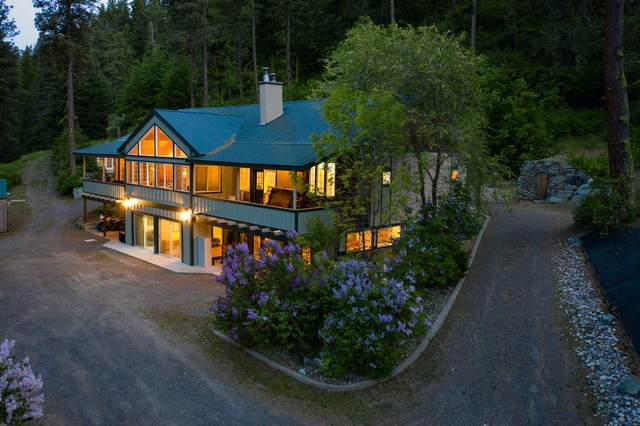 9390 North Fork Rd, Cashmere, WA 98815 (MLS #721421) :: Nick McLean Real Estate Group