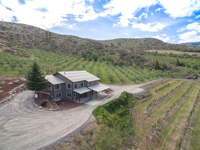 3221 Fairview Canyon Rd, Monitor, WA 98836 (MLS #721538) :: Nick McLean Real Estate Group
