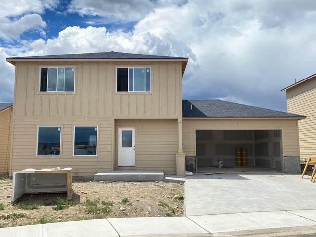 2231 S Mystical Loop, East Wenatchee, WA 98802 (MLS #721564) :: Nick McLean Real Estate Group