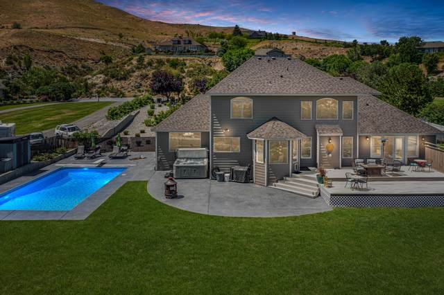 3025 Eastview Ln, Wenatchee, WA 98801 (MLS #721799) :: Nick McLean Real Estate Group