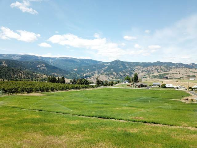4273 Jim Smith Rd, Wenatchee, WA 98801 (MLS #721805) :: Nick McLean Real Estate Group