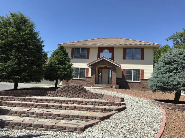 236 Rolling Hills Ln, Wenatchee, WA 98801 (MLS #721806) :: Nick McLean Real Estate Group