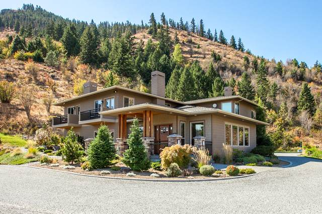 56 Mountainside Dr, Cashmere, WA 98815 (MLS #721826) :: Nick McLean Real Estate Group