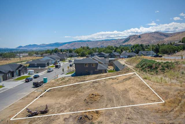 1010 Spring Mountain Dr, Wenatchee, WA 98801 (MLS #721971) :: Nick McLean Real Estate Group