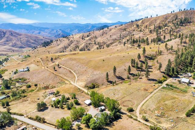 144 Outlaw Ln, Cashmere, WA 98815 (MLS #721995) :: Nick McLean Real Estate Group