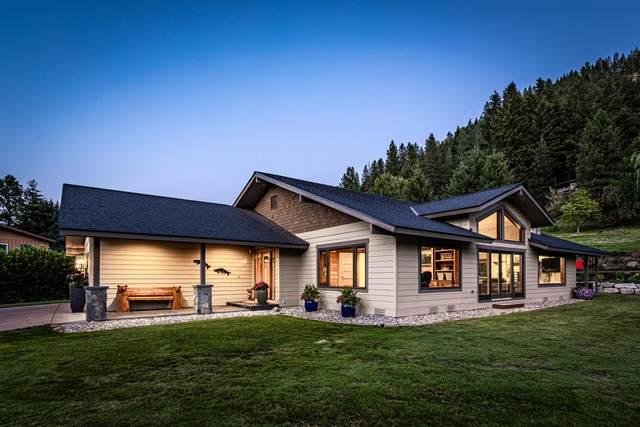 9739 Dye Rd, Leavenworth, WA 98826 (MLS #722003) :: Nick McLean Real Estate Group