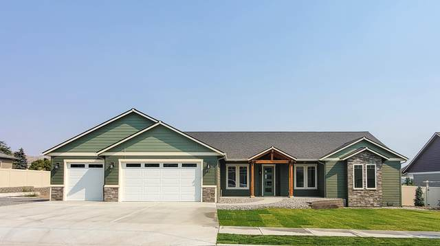81 Starlight Ave Lot 4, Wenatchee, WA 98801 (MLS #722247) :: Nick McLean Real Estate Group
