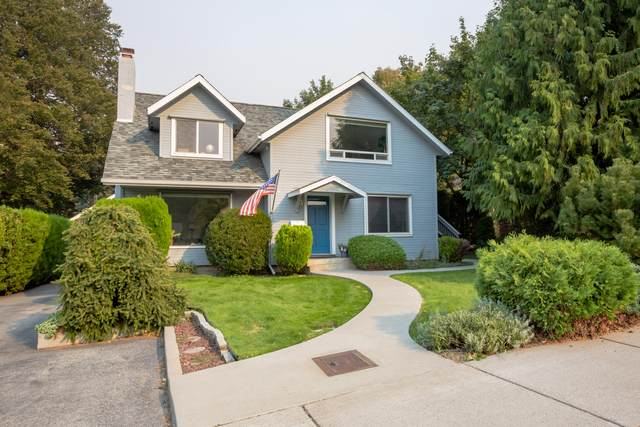 319 Olive St, Cashmere, WA 98815 (MLS #722268) :: Nick McLean Real Estate Group