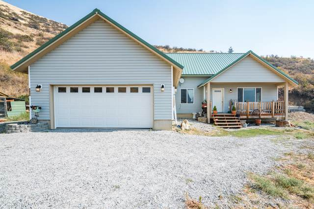 9650 Olalla Canyon Rd, Cashmere, WA 98815 (MLS #722278) :: Nick McLean Real Estate Group