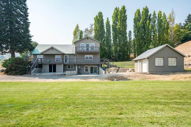 525 Sage Hills Dr, Wenatchee, WA 98801 (MLS #722375) :: Nick McLean Real Estate Group