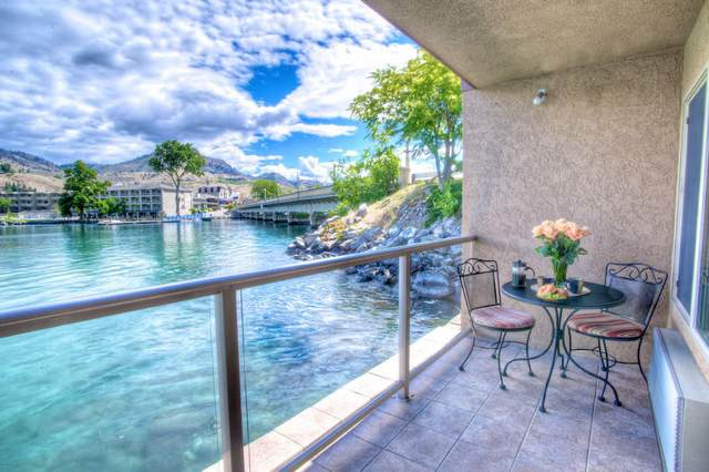 322 W Woodin Ave #722, Chelan, WA 98816 (MLS #722386) :: Nick McLean Real Estate Group
