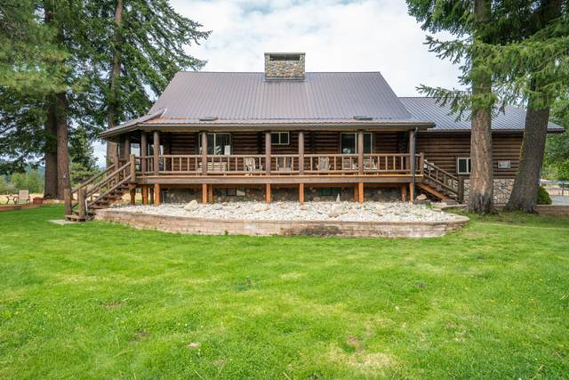 12184 Allen Rd, Leavenworth, WA 98826 (MLS #722394) :: Nick McLean Real Estate Group