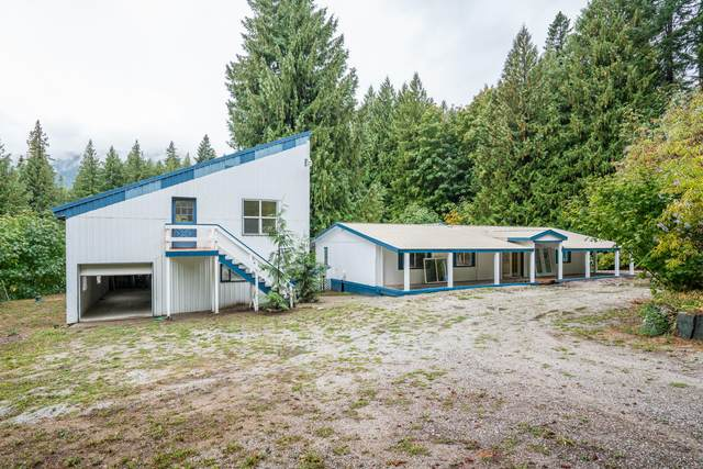 16605 Brown Rd, Leavenworth, WA 98826 (MLS #722426) :: Nick McLean Real Estate Group