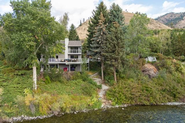 6620 Pinnacle View Rd, Cashmere, WA 98815 (MLS #722436) :: Nick McLean Real Estate Group