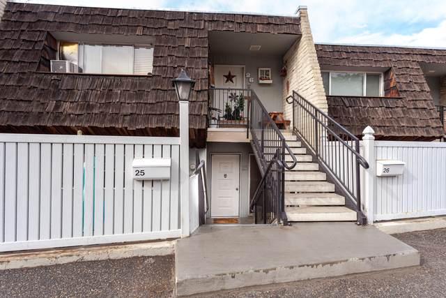 1818 Skyline Dr #25, Wenatchee, WA 98801 (MLS #722445) :: Nick McLean Real Estate Group